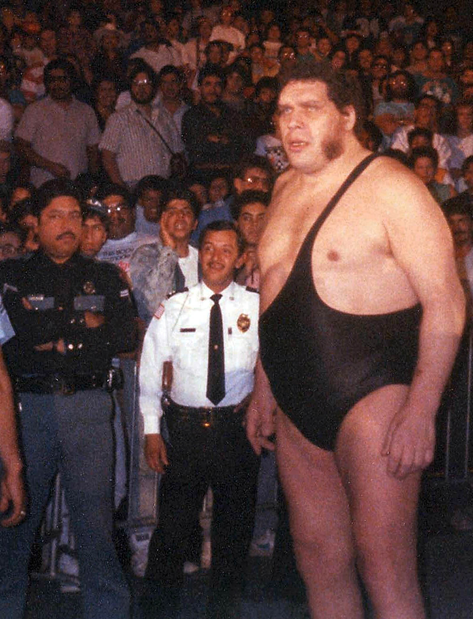 André the Giant's Wrestling Singlet