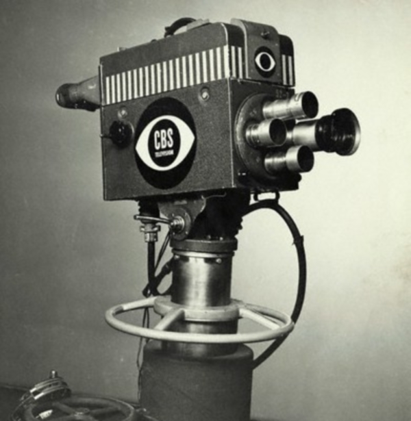 Camera from the ''Ed Sullivan Show''