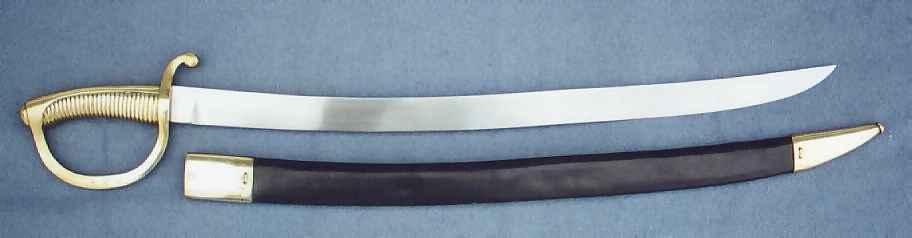 Julie d'Aubigny's Sabre