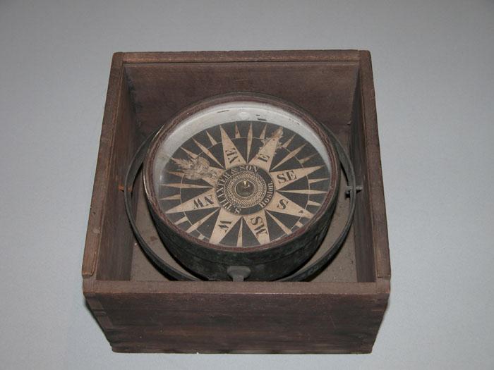 Francisco Pizarro's Compass