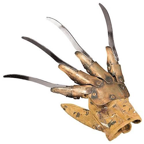 Wes Craven's Freddy Kueger Glove