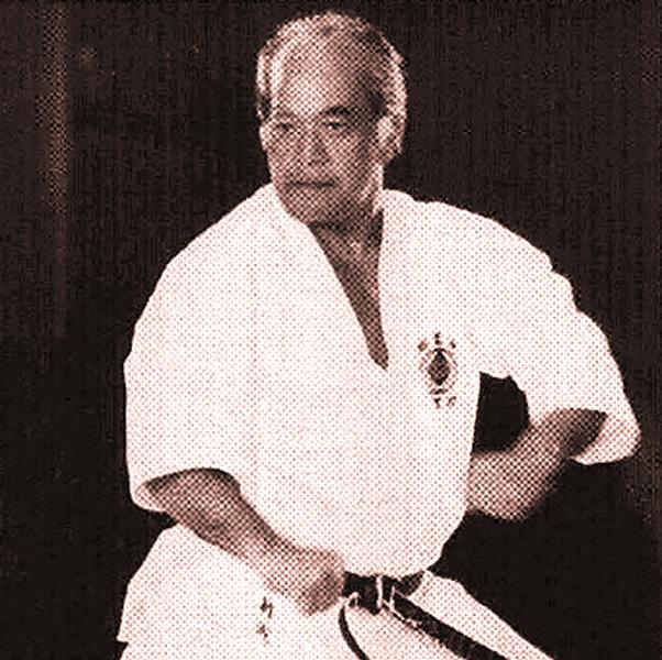 Chōjun Miyagi's Gi Belt