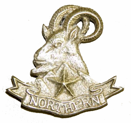 Badge of the 6th Northern Light Infantry