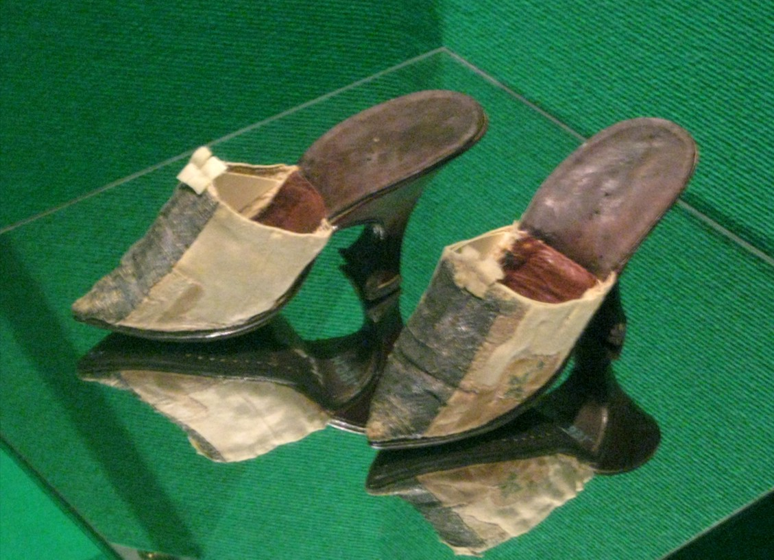 Catherine the Great's Slippers