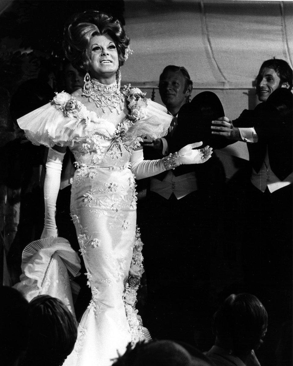 Daniel Patrick Carroll's Sequin Dress
