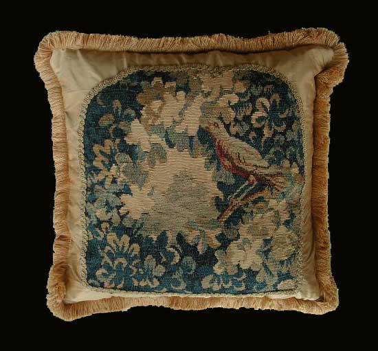 Charles VI's Pillow