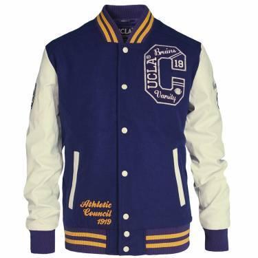 James Dean's UCLA Varsity Jacket