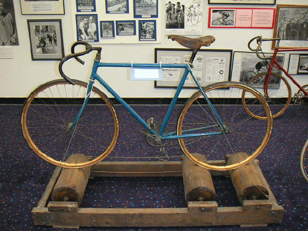 Charles Minthorn Murphy's Bicycle Rollers