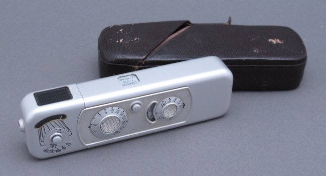 John Anthony Walker's Minox