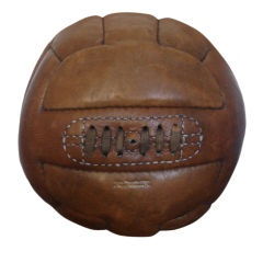 Soccer Ball from the Death Match