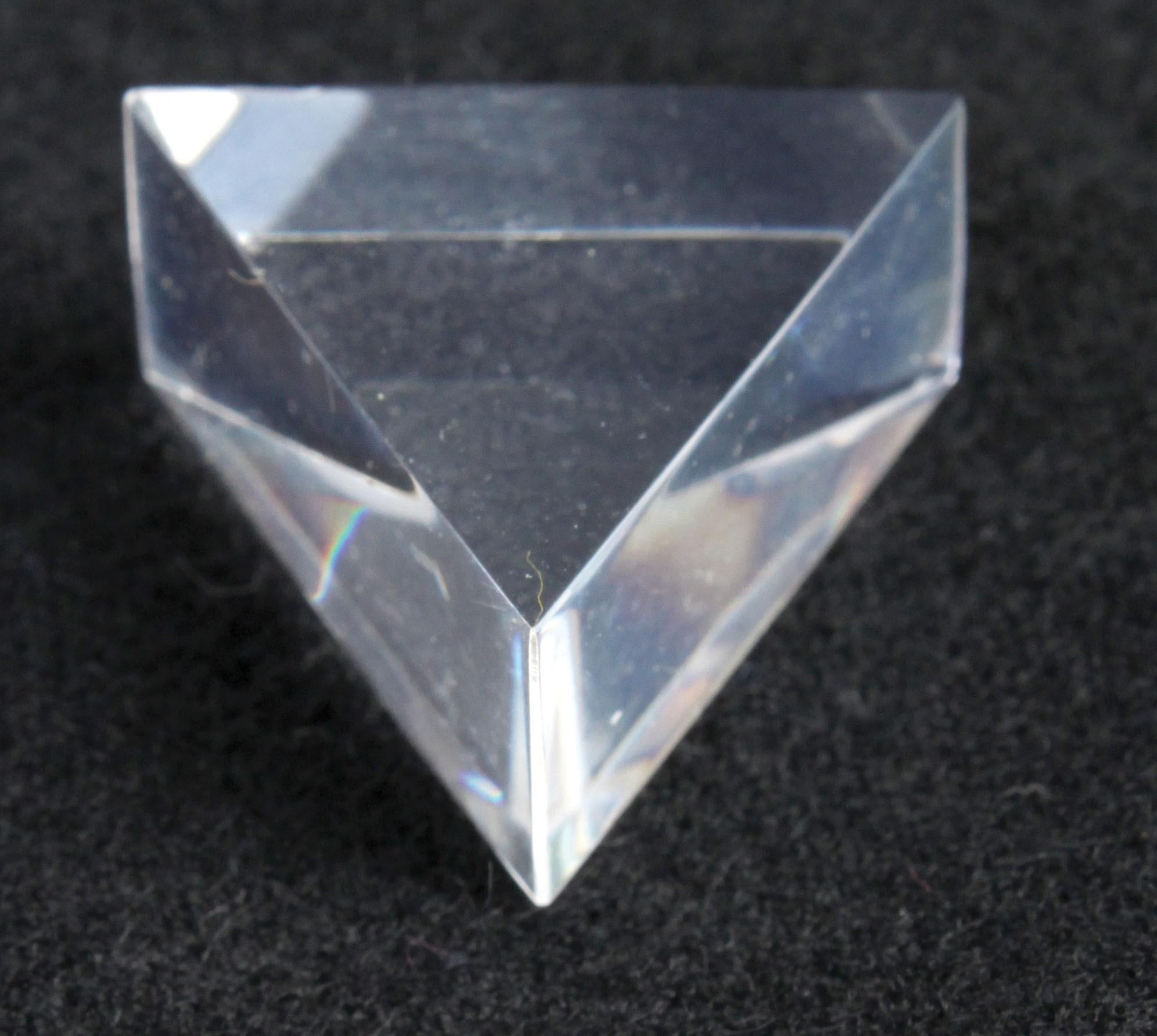 Christiaan Huygens' Prism