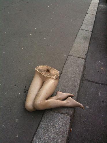 John Lawson's Mannequin Legs
