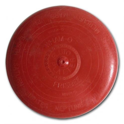 Fred Morrison's Frisbee