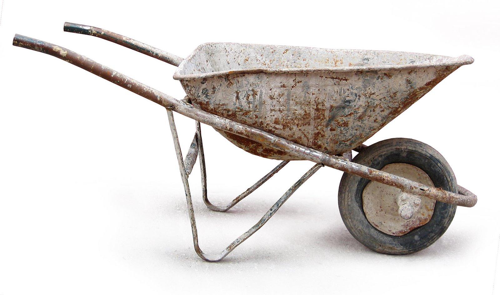 Belle Gunness' Wheelbarrow