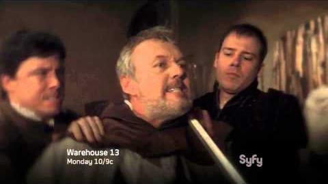 Warehouse 13 4x19 Promo 'All The Time In The World' - Season 4 Episode 19 (HD)