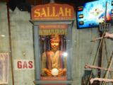 Sallah, the Soothsaying Sultan