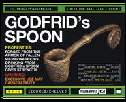 Godfrid Spoon Shelving Screen Shirt Print