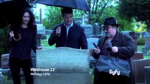 Warehouse 13 - Monday at 10 9c - Sneak Peek Lost and Found