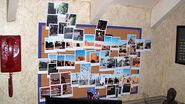 Claudia Bedroom Polaroid Collage