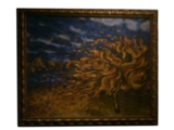 Vincent Van Gogh's Stormy Night