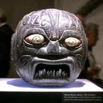 Warehouse 13 Pilot Artifact Aztec Bloodstone On Display.png