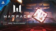 """Warface - Raid """"Black Shark"""" PS4"""