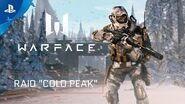 Warface - Cold Peak Trailer PS4