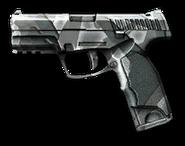 Steyr M9-A1 Winter Camo Render