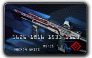 MAG-7 Special Black Market Card