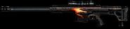 Barrett M98B Python Render