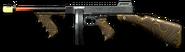 Thompson M1928 Mafioso Render