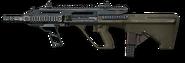 AUG A3 9mm XS Custom Render