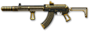 AK-15 Custom Gold