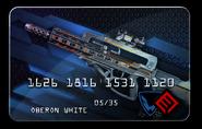 Famas F1 Special Black Market Card