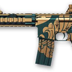 M4 CQB Jade Dragon Render.png