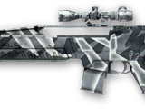XM8 Sharpshooter Winter Camo