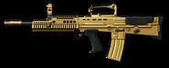 Enfield L85A2 Custom Gold