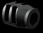Grand Power SR9A2 Muzzle Brake