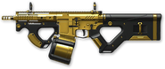 Золотой HArms CQR Render