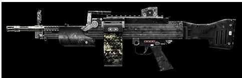 H&K MG4