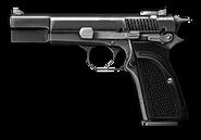 Browning High Power Render