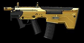Золотой Desert Tech MDR-C