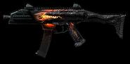 CZ Scorpion EVO 3 A1 Python Render