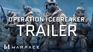 Operation Icebreaker Trailer