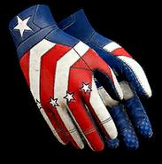 Yankee Gloves Render