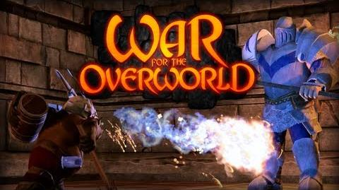 War for the Overworld The Firebreather
