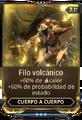 Filo volcánico