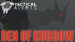 Warframe Operations - DEN OF KUBROW Tactical Alert - Update 16