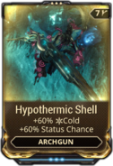 Hypothermic Shell