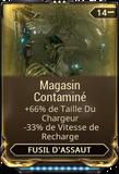 Magasin Contaminé
